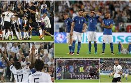VIDEO EURO 2016: Lịch sử sang trang, ĐT Đức giành quyền vào BK kịch tính