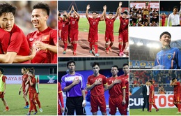 Bóng đá Việt Nam và những giải đấu quan trọng trong năm 2017