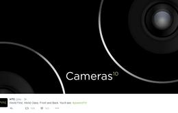 """HTC 10 sẽ được trang bị camera """"đẳng cấp thế giới"""""""