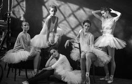 Vẻ đẹp của nghệ sĩ múa ballet qua ống kính nhiếp ảnh gia Đức