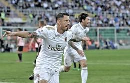 Palermo 1-2 AC Milan: Người hùng lạ mặt!
