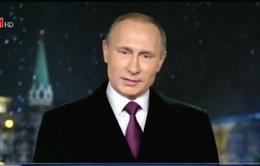 Thông điệp năm mới của các nhà lãnh đạo châu Âu