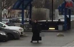 Nga: Bắt giữ một phụ nữ đe dọa đánh bom ga tàu điện ngầm