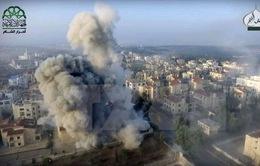 Nga hoãn vô thời hạn đàm phán hòa bình về Syria