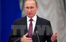 Duma Quốc gia Nga khóa VII họp phiên toàn thể đầu tiên