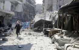 Nga tuyên bố nối lại đàm phán Syria với Mỹ vào ngày 15/10