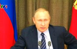 Nga phản đối lá chắn tên lửa của Mỹ ở châu Âu