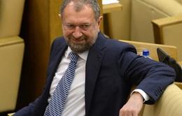 Tây Ban Nha phát lệnh bắt hai quan chức Nga