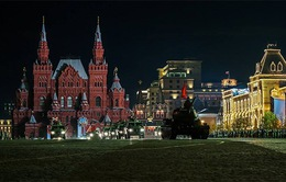 Nước Nga trước thời điểm chính thức diễn ra Lễ duyệt binh mừng Ngày Chiến thắng phát xít