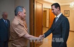 Nga tăng cường hợp tác quân sự với Syria