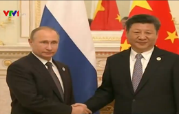 Nga - Trung Quốc thúc đẩy quan hệ song phương