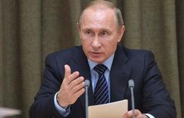 Tổng thống Nga gửi điện mừng Quốc khánh Mỹ
