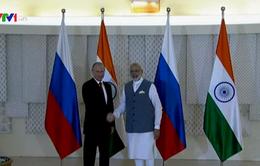 Nga - Ấn Độ tăng cường hợp tác chống khủng bố