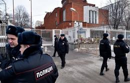 Nga phá âm mưu khủng bố tại Moscow và St.Petersburg
