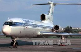 Bộ Quốc phòng Nga lập ủy ban điều tra vụ rơi máy bay Tu-154