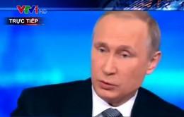 Tổng thống Nga: Nguy cơ khủng bố luôn tồn tại