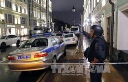 Nga chặn đứng âm mưu tấn công Moscow của các phần tử IS