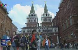 Khám phá Moscow - Ứng dụng tìm kiếm nhân vật lịch sử tại Nga
