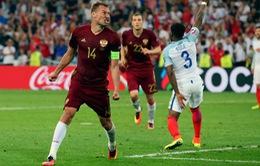 EURO 2016, Nga – Slovakia: Không còn đường lùi (20h00 trực tiếp trên VTV6 & VTV6HD)