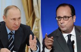Liên quan đến Syria, Tổng thống Nga hủy chuyến thăm tới Pháp