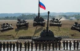 Nga phô trương sức mạnh tại cuộc tập trận Kavkaz 2016