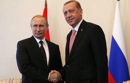 Ông Putin: Cuộc gặp với Tổng thống Erdogan có ý nghĩa quan trọng