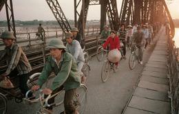 Ngắm Việt Nam đẹp bình dị cuối thập niên 1990