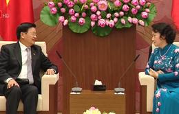 Quốc hội Việt Nam và Quốc hội Lào tăng cường phối hợp giám sát