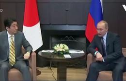 Nhật Bản và Nga xúc tiến giải quyết tranh chấp lãnh thổ