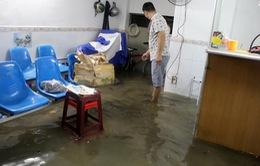 Nhiều công trình bị thiệt hại do mưa lớn tại TP.HCM