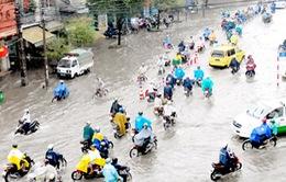 TP.HCM: 40 tuyến đường có nguy cơ bị ngập trong mùa mưa