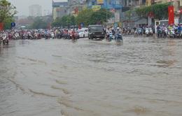 Lào Cai: Mưa lớn gây ngập úng cục bộ