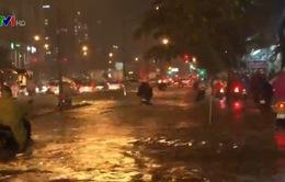 TP.HCM sẽ chịu ảnh hưởng của tình trạng nước biển dâng