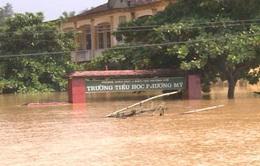 Tìm giải pháp giảm ngập lụt ở Hà Tĩnh