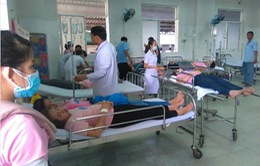 Nhiều công nhân ở Quảng Nam ngất xỉu do thiếu không khí