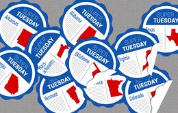"""Ý nghĩa của ngày bầu cử """"Siêu thứ Ba"""" tại Mỹ"""