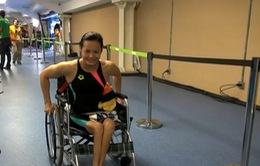 VĐV Đỗ Thanh Hải và Trịnh Thị Bích Như vào chung kết nội dung 100m ếch