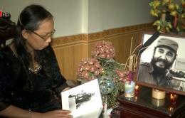 Tình cảm sâu nặng của nhân dân Quảng Trị với lãnh tụ Fidel Castro