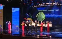 Vinh danh thí sinh đạt giải Kỳ thi tay nghề ASEAN