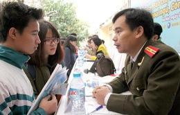 Tuyển sinh 2018: Nhiều trường quân đội chỉ tuyển 10% chỉ tiêu nữ