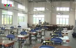 Phú Yên: Trường nghề thiếu học viên, thiết bị máy móc để... trưng bày