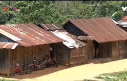 Người dân khốn khổ vì dự án thủy điện dở dang