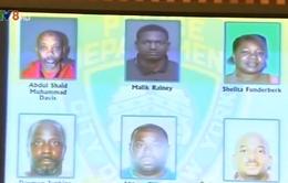 New York truy tố 6 nghi can buôn lậu súng số lượng lớn
