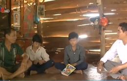 Phú Yên hỗ trợ học sinh đến trường mùa nắng nóng