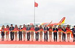 Khai trương 2 đường bay mới đến Huế và Đài Bắc