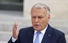 Bộ trưởng Ngoại giao Pháp thăm Myanmar