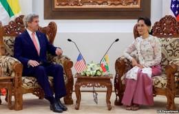 Ngoại trưởng Mỹ công du ngắn tới Myanmar