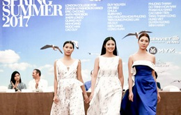 24 nhà thiết kế tham gia Tuần lễ thời trang Việt Nam Xuân Hè 2017
