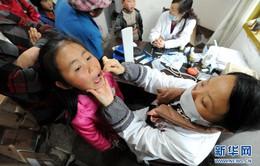 Hàng trăm học sinh bị ngộ độc tại Trung Quốc