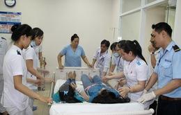 TP.HCM: Công nhân nghi ngộ độc thực phẩm đã xuất viện